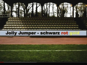 Musikvideo Schwarz-Rot-Gold